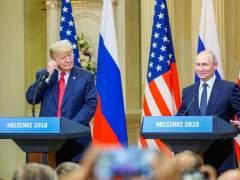 """Putin asegura que Rusia """"nunca ha interferido"""" en las elecciones de EE UU"""