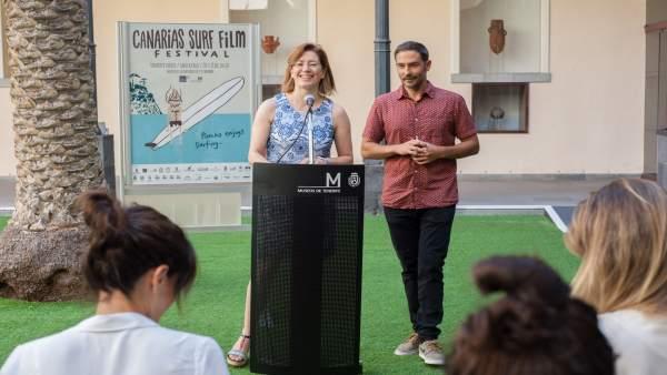 [Grupocanarias] Nota De Prensa Y Fotografía: Cine Documental Festival