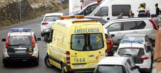 La mujer hallada muerta junto a sus dos hijas en Tenerife fue asesinada, presuntamente, por su pareja