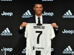 """Cristiano Ronaldo: """"Fichar por la Juventus ha sido una decisión fácil"""""""