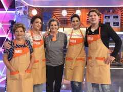 Telecinco estrena 'Mi madre cocina mejor que la tuya'