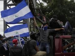 """El Movimiento Campesino de Nicaragua denuncia 18 """"asesinados"""" en un ataque armado"""