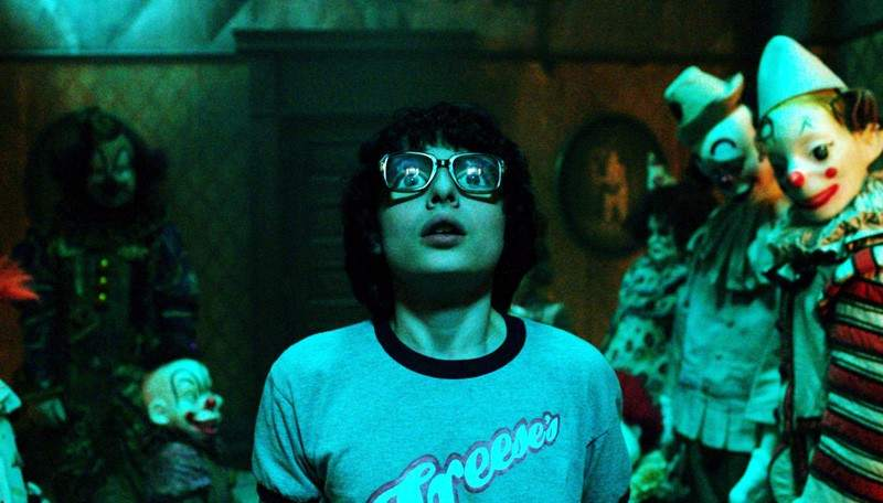 Finn Wolfhard en 'It' (2017)