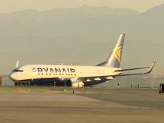 Sindicatos italianos convocan una huelga en Ryanair para el próximo 25 de julio