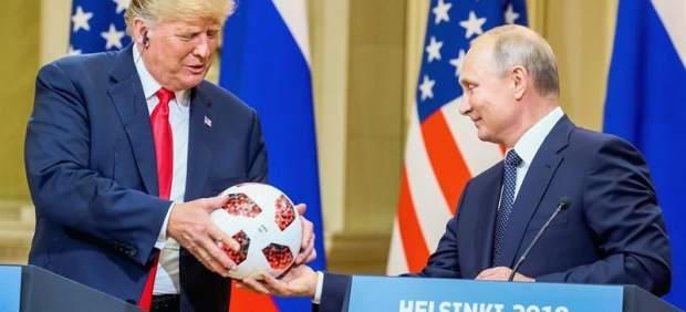Trump desata una tormenta política al dar más credibilidad a Putin que a sus propios servicios de inteligencia