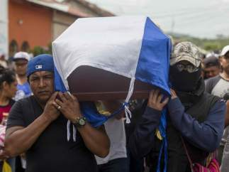 Violencia en Nicaragua / EFE