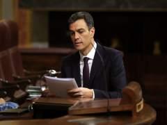 Las frases de Sánchez en la presentación del programa de Gobierno en el Congreso