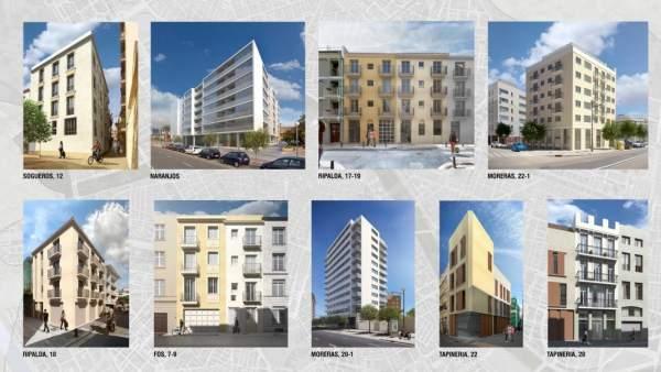 Aumsa construirá 177 viviendas en tres años