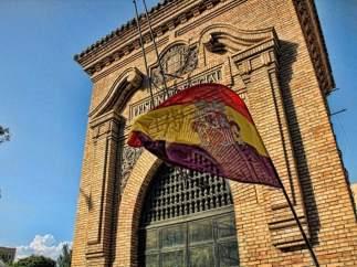 Antigua prisión provincial de Granada.