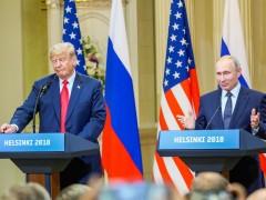 Trump quiere que su segunda cumbre con Putin sea en Washington en otoño