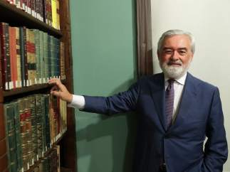 El director de la Real Academia, Darío Villanueva.