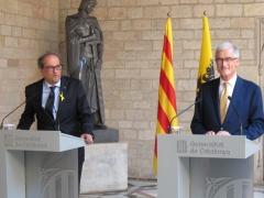 """Flandes asegura que la retirada del estatus diplomático de su delegado es un """"acto muy hostil"""""""