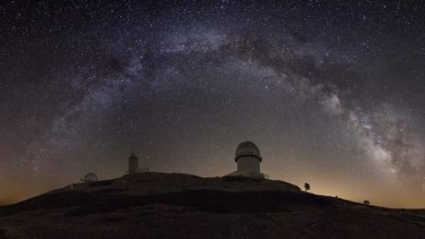 Observatorio Astrofísico de Javalambre (Teruel)