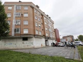 Número 6 de la calle Río Sella de Lugones (Siero).