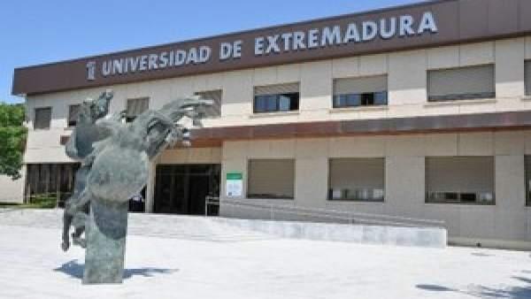Rectorado Uex Badajoz