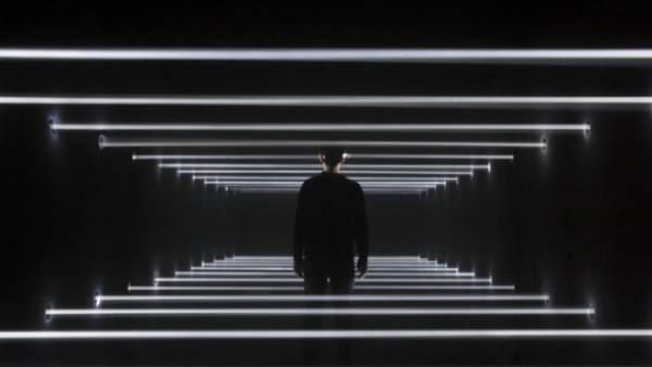 La instalación 'Licht, mehr Licht!' del artista new media Guillaume Marmin
