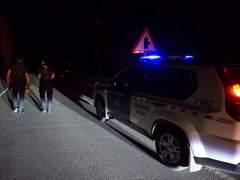 Dispara a la Guardia Civil tras atrincherarse en una casa