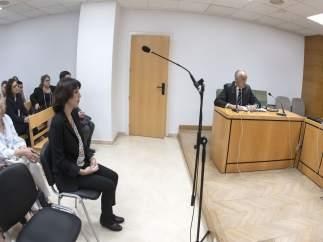 El Juicio contra Juana Rivas que acabó suspendido