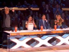 Accidente en 'America's Got Talent' al caer una trapecista al suelo