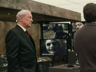 Michael Caine quedó fascinado con la actuación de Ledger