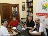 IU apoya el manifiesto contra las talas en Sevilla