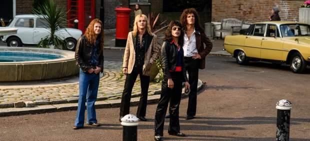 El nuevo adelanto de 'Bohemian Rhapsody' presenta a Freddie Mercury al ritmo de los temazos de Queen