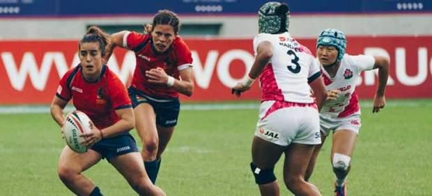 El rugby 7 femenino, a por el Mundial