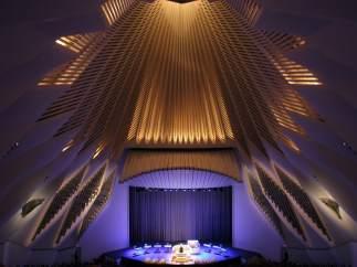 ÞÓrgano de la Sala Sinfónica del Auditorio de Tenerife