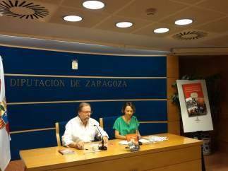 Presentación de la Guía de representaciones históricas de Zaragoza 2018