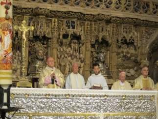 Celebración del séptimo centenario de creación de la Archidiócesis de Zaragoza