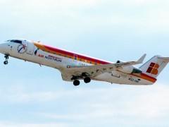 Avión Air Nostrum