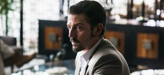 Diego Luna en 'Narcos: México'.