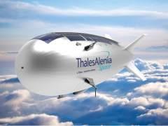 El 'Stratobus', el zepelín multiusos que surcará los cielos en 2022