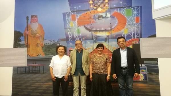 Exposición fotográfica 'Stage' del taiwanés Shen Chao-Liang
