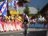 Geraint Thomas (Sky) ganador de la etapa 11 del Tour de Francia 2018