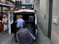 Detenido un hombre en A Coruña por asesinar presuntamente a su mujer