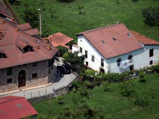Casa del detenido en Turieno