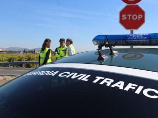 Guardia Civil de Tráfico.