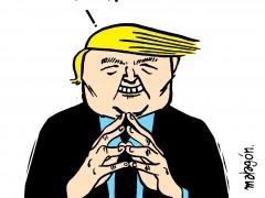 Trump omniprepotente