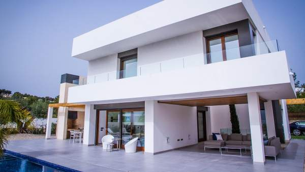 Vivienda Passivhaus