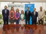 Convenio de Sodercan con el Banco Sabadell