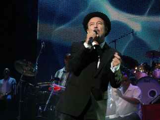 El músico Rubén Blades.