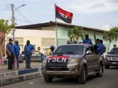 El presidente del Parlamento Europeo pide elecciones en Nicaragua