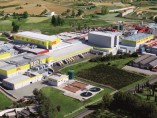 Complejo Industrial Calidad Pascual en Aranda de Duero