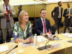 Del Olmo en la reunión del CPFF, 19-7-18