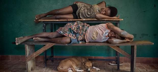 'Niños esclavos. La puerta de atrás'. Fotografía de Ana Palacios