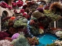 El festival Flora vuelve a llenar de arte floral los patios de Córdoba