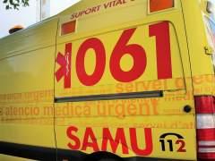 Un joven de 23 años, muy grave después de precipitarse desde el balcón en Formentera
