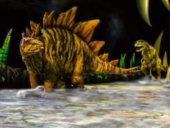 'Caminando entre dinosaurios': los gigantes dominan la tierra de nuevo