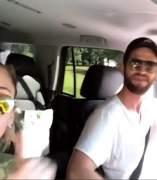 Liam Hemsworth responde a los rumores de ruptura con Miley